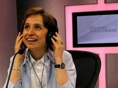 Carmen Aristegui Niza Fernanda