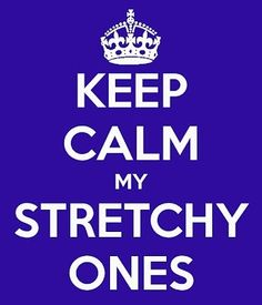 Keep calm! Ehlers Danlos Syndrome #EhlersDanlosSyndrome Awareness #EDS