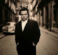 Impresionante Welles