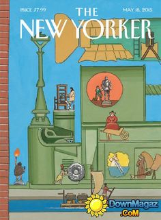 The New Yorker - 18 May 2015
