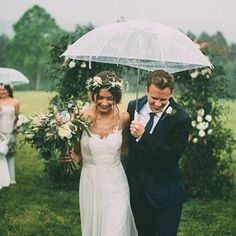 Mariage Plan b en cas de pluie