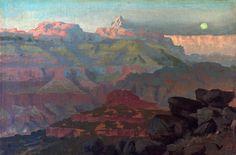 Ralph Davison Miller Grand Canyon 1905