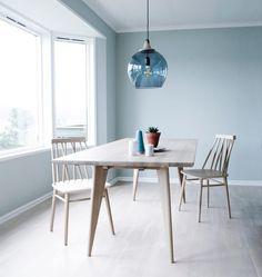 Bilderesultat for ygg og lyng fender Dining Table, Interior, Furniture, Home Decor, Design, Decoration Home, Indoor, Room Decor, Dinner Table