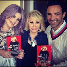 Pin for Later: All the Celebrities You Should Be Following on Instagram! Joan Rivers Follow Joan: joanrivers