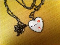 Kisses From A  Pretty Little Liars Inspired by LoveForAchilles, $15.00