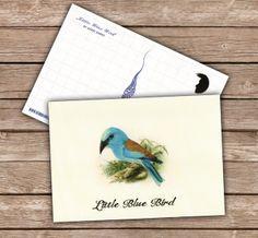 Blue Bird von Henri Banks auf DaWanda.com