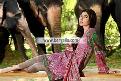 WL8459 Amazing Lawn Outfits Umer Sayeed Lawn 2015 - UK USA Canada Australia Saudi Arabia Bahrain Kuwait Norway Sweden New Zealand Austria Switzerland Germany Denmark France Ireland Mauritius and Netherlands