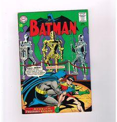 BATMAN (v1) #172 Grade 7.0 Silver Age find from DC Comics!  http://www.ebay.com/itm/BATMAN-v1-172-Grade-7-0-Silver-Age-find-DC-Comics-/301480661591?roken=cUgayN&soutkn=6r4375
