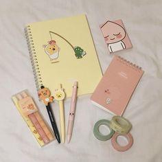 aesthetic pastel stationery cute kawaii school supplies bullet journal spread bujo layout soft notes art planner ✧∘˚˳°