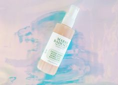 """""""Rummage through any makeup artist's or esthetician's beauty stash and there's a high likelihood you'll find a pink-colored bottle of Mario Badescu's Facial Spray with Aloe, Herbs and Rosewater. This holy grail toner is a cult fave and is accompanied by a very humble $7 price tag.."""""""
