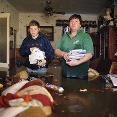 flood victims Gideon-Mendel photography