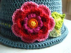 flores en crochet paso a paso