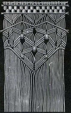 macrame pattern 2