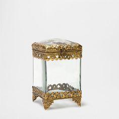 DECORATIVE METAL JAR - Accessories - Decoration | Zara Home United States of America
