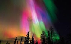 Northern Lights in Finland ...