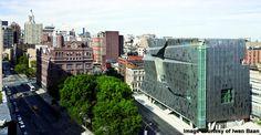 Cooper Union's Academic Building, AKA 41 Cooper Square, in Manhattan's East Village. - Image - Design Build Network