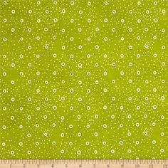 Handmaker Pie Split Pea from @fabricdotcom  Designed by Natalie Barnes for Windham Fabrics, this cotton print collection features beautiful modern designs. Perfect for quilting, apparel, and home decor accents. Colors include green and white.