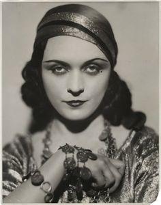 Portrait of Pola Negri, 1932