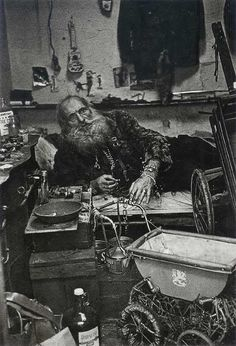 William Mack, Sage of the Wilderness (1962, Arbus)