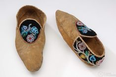 ojibwe moccasins  | Overview Related Content Discussions