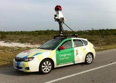 Google StreeView irá retomar a várias cidades em Portugal