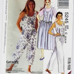 Follow me @sharpharmade on Instagram to see all of my posts and/or listings.  Just Listed ... THIS IS A PATTERN; NOT THE FINISHED PRODUCT!  McCalls 5245 Pattern Misses Jumpsuit And Jumper - Copyright 1991 - $9.98  FREE SHIPPING U.S.A.  #fit #follow #like #pic #photo #oftheday #etsy #handmade #emporium #boutique #pattern #vintage #McCalls #twitter #tweet #buffer #blog #DIY #sewing #wp #fb #shar #show #jumper #jumpsuit #tagsforlike #supply #studio #vinpat #misses  @Instagram @sharpharmade