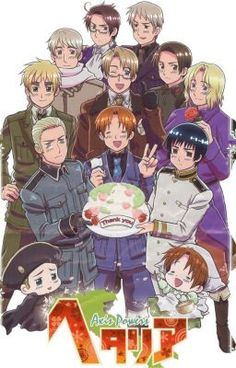 #wattpad #fanfiction All your hetalia dreams will come true... We got lemons, fluff, nekotalia, nyotalia, everything! All YOU have to do, is read and enjoy! (And request!)