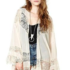 Hey, I found this really awesome Etsy listing at https://www.etsy.com/listing/243287912/boho-lace-kimono-avail-up-to-plus-size