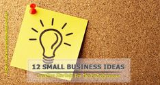 12 Small Business Ideas In South Africa For Starting a Business Today.