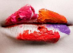 See what Beate taranger (bybea) found on We Heart It, your everyday app to get lost in what you love. Make Me Up, Eye Make Up, How To Make, Lipstick Art, Lip Art, Liquid Lipstick, Candy Lips, Picasso Paintings, Lipgloss