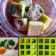 Zobrazit detail - Recept - Tip jak uchovat čerstvé bylinky