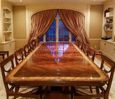 Dining Table With Leaf, Double Pedestal Dining Table, Mahogany Dining Table, Square Dining Tables, Extendable Dining Table, Dining Room Table, Build A Table, Diy Table, Coffee Table Plans