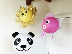 Last minute lampion maken basteln flamingo basteln flamingo Crafts For Kids, Arts And Crafts, Paper Crafts, Boredom Busters, Last Minute, Chinese New Year, Minnie Mouse, Diy Projects, Fun