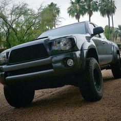 Ram Rebel, Tacoma World, Rock Sliders, Toyota Tacoma Trd, Rear Differential, Tonneau Cover, Rear Ended, Led Light Bars, The Struts