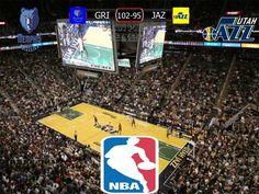 NBA 2016/17: Memphis Grizzlies 102-95 Utah Jazz