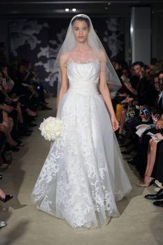495a922fb75 New Carolina Herrera Wedding Dresses  Prints