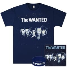 @TheWanted Deluxe Fan Pack $35.98