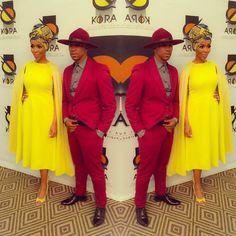 Rocking @nn_vintage at the #KoraAllAfricaMusicAwardsMediaLaunch #Namibia #Windhoek African Print Dress Designs, African Print Dresses, African Design, African Dress, African Prints, African Attire, African Wear, African Women, African Fashion