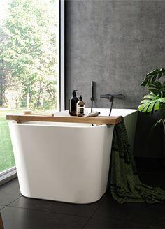 Toilet, Bathtub, Interior Design, House Styles, Home Decor, House Wall, Bathroom Ideas, Bathrooms, Sweet Home