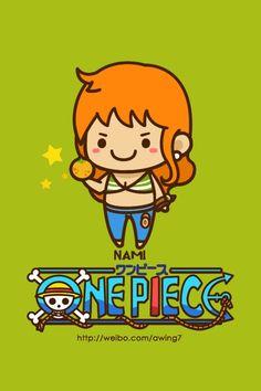 海賊王 means One Piece Nami One Piece, One Piece Anime, One Piece Cartoon, One Piece World, Anime Kawaii, Anime Chibi, Zoro, Chopper, Nami Swan