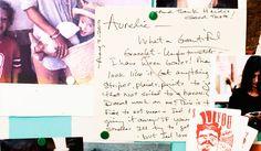 Garance Dore, Aurelie Bidermann's mood board