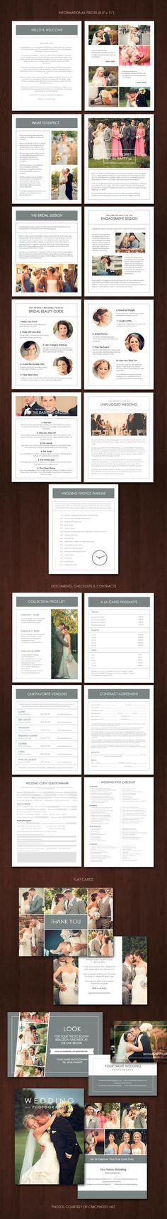 The Ultimate Wedding Photography Marketing Kit
