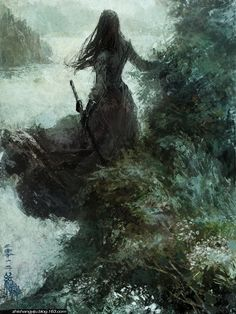 In the Wind, by Dejian Wu.
