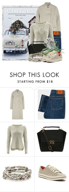 """""""Winter Snow.....the beauty of Winter...."""" by queenrachietemplateaddict ❤ liked on Polyvore featuring Victoria Beckham, PS Paul Smith, Pilot, Chrysalis and Keds"""