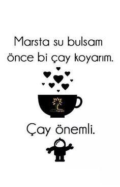 kahve de olur :)