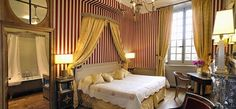Bed and breakfast in France Chateaux -