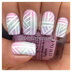 Instagram photo by ohtammm #nail #nails #nailart
