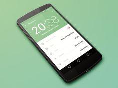 Картинки по запросу alarm mobile app