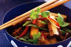Warm up this winter with this aromatic Thai chicken curry.wroey@me.com