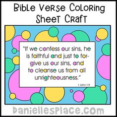 Cain and Abel Bible Verse Coloring Sheet for Children's Sunday School from www.daniellesplace.com